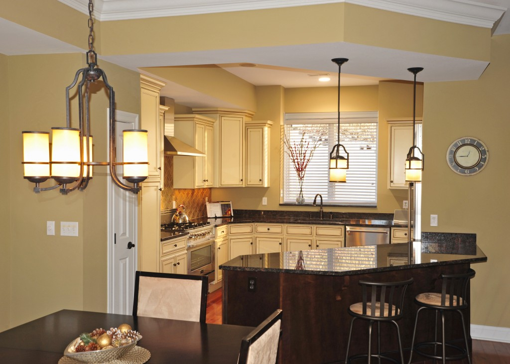 Woodland Vistas Townhomes, Cincinnati, Ohio,  Luxury Kitchens