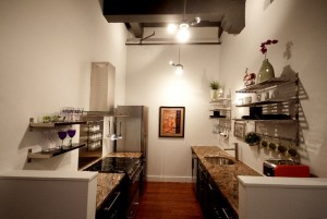 Cool Open Concept Loft for Sale on 5th Street Downtown Cincinnati