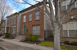 Affordable single family homes in Downtown Cincinnati