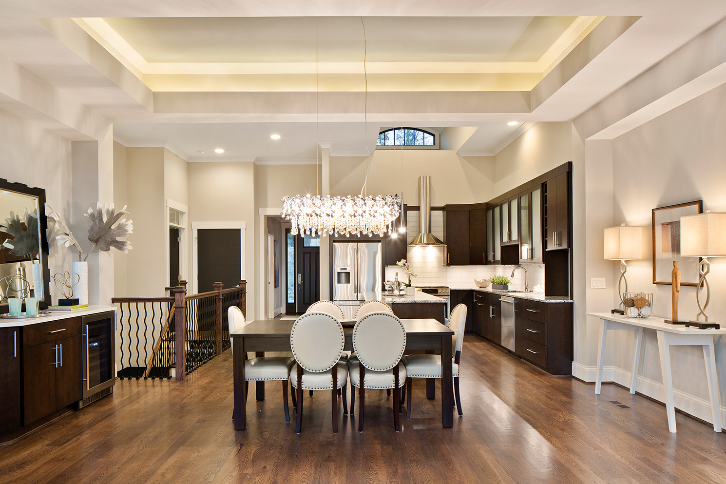 Open Concept Luxury Living at Woodland Vistas